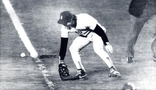 The Baseball Project has recorded a song about Bill Buckner (in 1986)