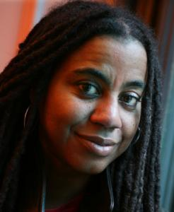 Playwrights Suzan-Lori Parks.