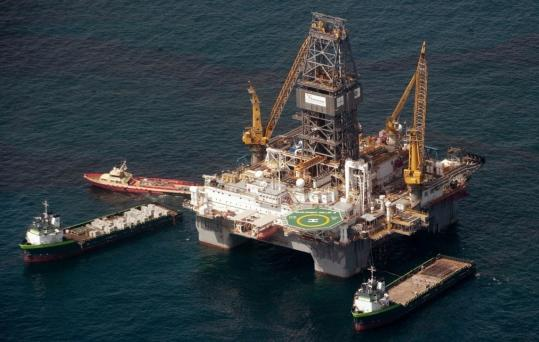 Transocean's Development Driller III drilled a relief well at the site of the BP Deepwater Horizon well in the Gulf of Mexico in an attempt to stem the flow of the oil spill in June.