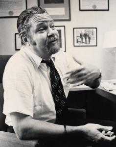 In the early 1970s, Dr. David M. French was sent on a study mission to Southeast Asia by Senator Edward M. Kennedy.