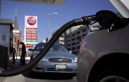 Higher oil and gasoline prices are making it hard for consumers to make household purchases, which holds back a US economy marked by high joblessness and a weak housing market.