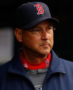 "Terry Francona says he sees ""good emotion in the dugout.''"