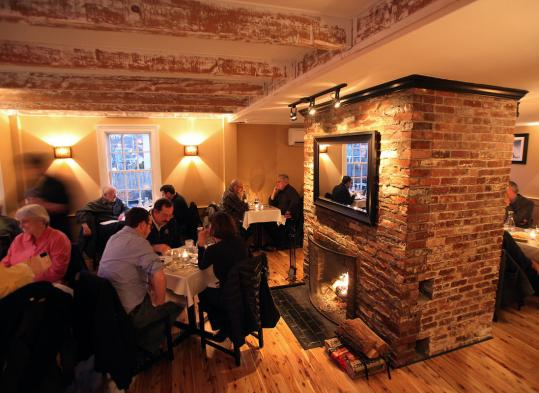 Ten Tables in Provincetown has a similar menu and feel as its sister Boston-area locations.