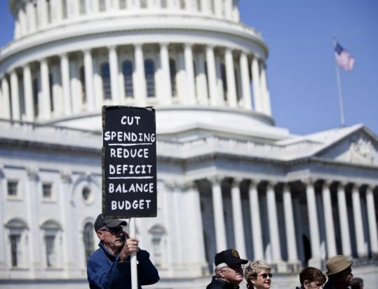 Tea Party activists gathered on Capitol Hill this week to back federal budget cuts. The budget drama shows the movement has become a disruptive but powerful force within the GOP.