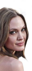 Angelina Jolie is free to choose her mate based on any criteria she chooses.