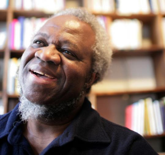 Poet and philosopher Ifeanyi Menkiti took over the Grolier Poetry Book Shop in 2006.