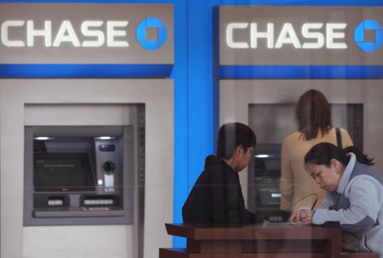 JPMorgan Chase & Co. is expected to earn $1.15 per share for the first quarter on revenue of $25 billion.