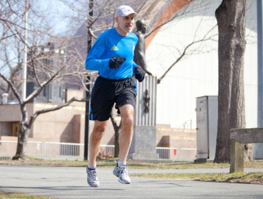 An incident of cardiac arrest couldn't keep Bernie Zelitch off the roads; in fact, his fitness helped pull him through.