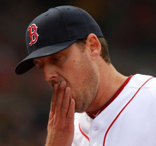 John Lackey has a 15.58 ERA after two starts this season.