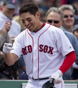 Jacoby Ellsbury made his point with his team-leading fourth homer of the year.