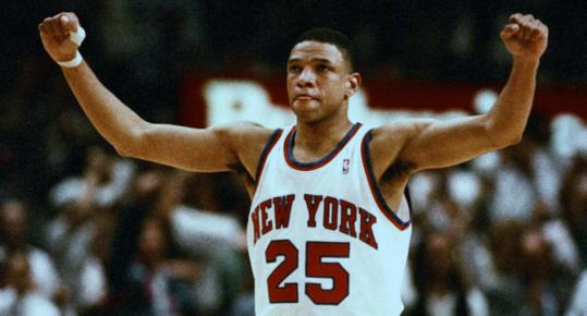 Doc Rivers led a home win in Game 2 of the 1993 Eastern Conference finals.