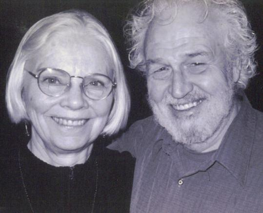 Mary Robbins died just 12 days after her husband, Gil (right).