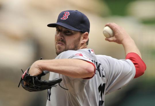 John Lackey, who has allowed just one run in his last 14 innings, is 4-0 vs. the Angels.