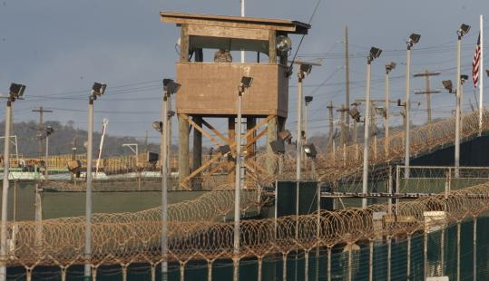 "Most of the most of the 172 prisoners left at Guantanamo Bay have been rated as a ""high risk.''"
