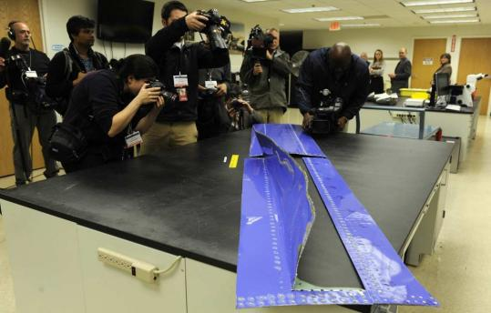 Southwest Flight 812 was about 34,000 feet over Arizona with 117 passengers on board on April 1 when a 5-foot-long hole opened in zipper-like fashion along a row of rivets in the roof.