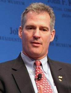 """The president needs to clearly explain our goals,"" said Senator Scott Brown."