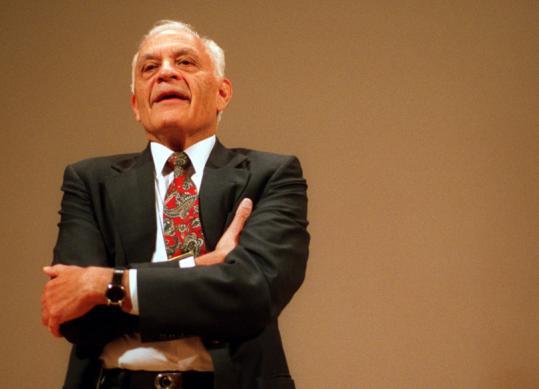 Bose Corp. founder Amar G. Bose is an MIT alumnus.
