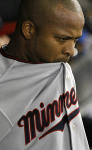 Lefty Francisco Liriano of the Twins struck out two and walked six in his no-hitter.