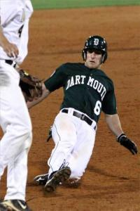 Needham resident Sam Bean has been a force for Dartmouth's baseball team, which plays for the Ivy League title this weekend.