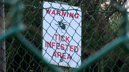 The documentary says warnings seem insufficient to halt the spread of Lyme disease.
