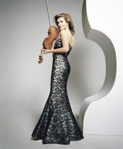 On the BSO's opening night, Sept. 30, Anne-Sophie Mutter will lead the orchestra and perform two Mozart violin concertos.