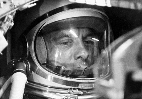 Alan Shepard became the first American in space on May 5, 1961, soaring 116 miles high in his Freedom 7 capsule.