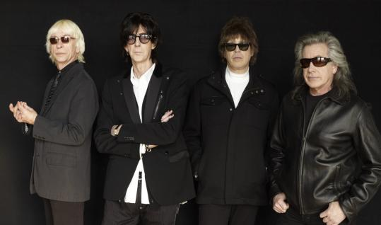 The Cars recapture their classic sound on their new album without sounding like retro rockers.