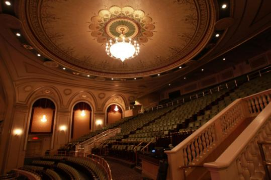 Worcester's 2,300-seat Hanover Theatre underwent a $31 million renovation and opened in 2008.