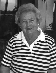 Dorothy Jordan, volunteer, wom...