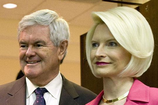 Newt Gingrich had an affair with his current (and third) wife, Callista, during his previous marriage.