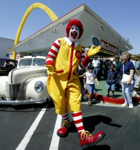 The group Corporate Accountability International is urging McDonald's to retire its mascot, Ronald McDonald.