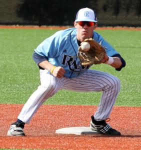 Mike LeBel of Quincy is a top Major League Baseball draft prospect.