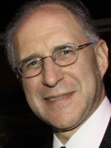 UMass Amherst chancellor Robert Holub