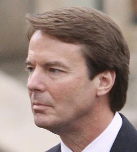 FOLLOWING THE MONEY Investigators say John Edwards used campaign funds to hide his mistress and their daughter during his '08 presidential run.