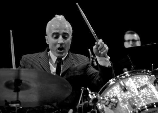 "Drummer/composer Bobby Previte will be joined by quartet So Percussion for his ""Terminals'' program."