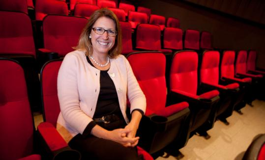 """I specifically wanted to bring it to a time . . . when it could be a bit of an economic injection,'' says BIFF director Kelley Vickery."