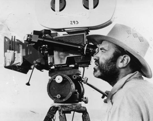 'It was my secret intention [with 'Days of Heaven'] to make the film experience more concrete, more direct,' said Terrence Malick (pictured on the film's set) to a French reporter in 1979.