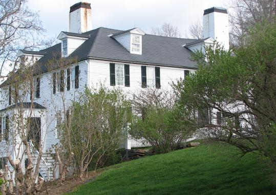 The Sayward-Wheeler House, built in 1718, is one of the many historical houses available for tours in York.