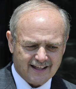 ACCUSED OF CORRUPTION Salvatore F. DiMasi was planning to retire and work with Richard Vitale so he could cash in on the $600,000 from the Cognos deals, prosecutors argue.