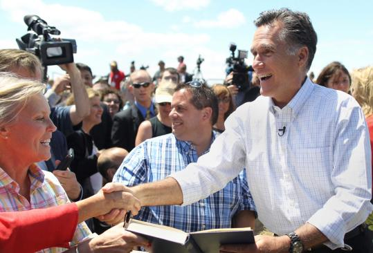 """Barack Obama has failed America,'' Mitt Romney said as he launched his White House run in New Hampshire yesterday."