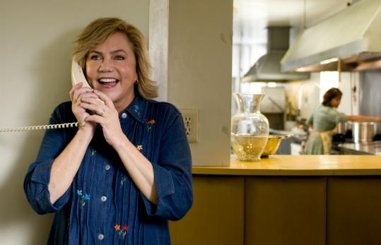 """Kathleen Turner (pictured, in """"The Perfect Family'') and Vera Farmiga (directing and starring in """"Higher Ground'') will both attend the Provincetown International Film Festival this month, with Farmiga also receiving the Excellence in Acting award."""