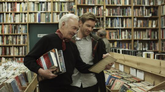 "Christopher Plummer and Ewan McGregor play a father and son in ""Beginners,'' a story that writer-director Mike Mills based on his own relationship with his father."