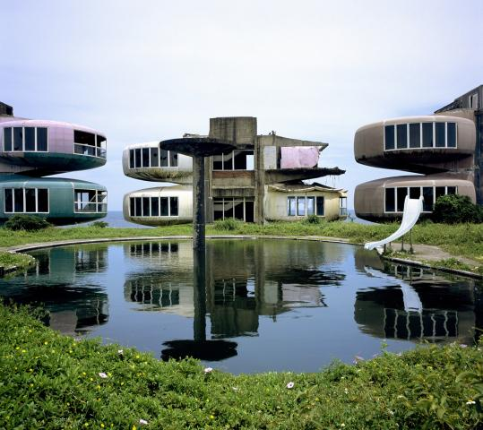 Magda Biernat&#8217;s &#8220;San-Zhr Pod Village.&#8217;&#8217;