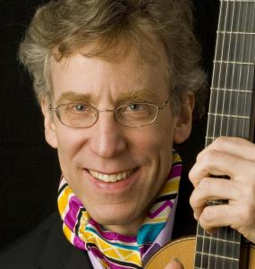 Eliot Fisk (pictured) will be joined by Zaira Meneses and Oscar Ghiglia at the Boston GuitarFest.