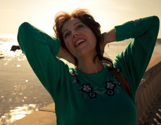 "Stefania Sandrelli plays a free-spirited beauty who has terminal cancer in ""The First Beautiful Thing.'"