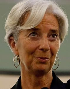 Questions have been raised about Christine Lagarde's role in getting arbitration in 2008 for a French businessman.