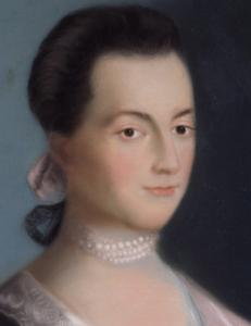 A letter written by Abigail Adams in 1788, before her husband became president, was discovered in a desk drawer recently.