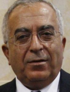 Prime Minister Salam Fayyad is admired in the United States.