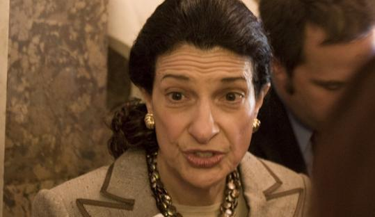 Republican Senator Olympia J. Snowe of Maine asked whether the fund was proving &#8220;to be a new TARP refinancing program.&#8217;&#8217;