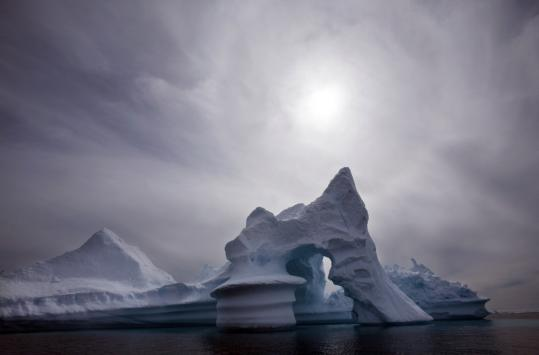If the millions of tons of ice piled up on land in Greenland and elsewhere melt, highly populated cities could be flooded.